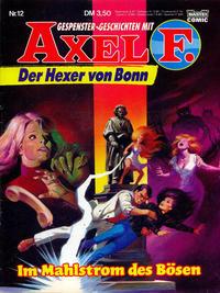 Cover Thumbnail for Axel F. (Bastei Verlag, 1988 series) #12