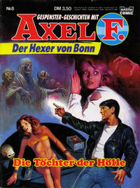 Cover Thumbnail for Axel F. (Bastei Verlag, 1988 series) #8