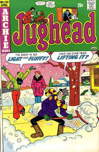 Cover Thumbnail for Jughead (Archie, 1965 series) #239