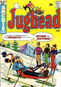 Cover Thumbnail for Jughead (Archie, 1965 series) #238