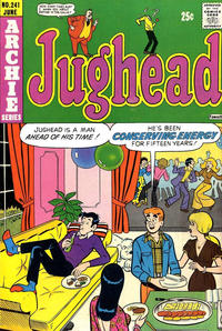 Cover Thumbnail for Jughead (Archie, 1965 series) #241