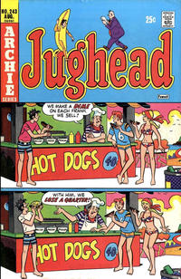 Cover Thumbnail for Jughead (Archie, 1965 series) #243