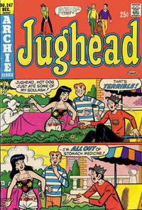 Cover Thumbnail for Jughead (Archie, 1965 series) #247