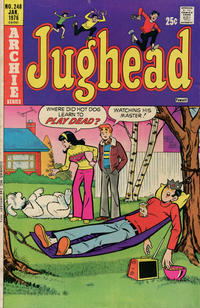 Cover Thumbnail for Jughead (Archie, 1965 series) #248