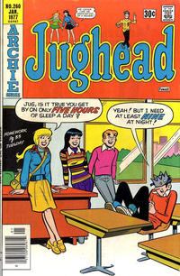 Cover Thumbnail for Jughead (Archie, 1965 series) #260