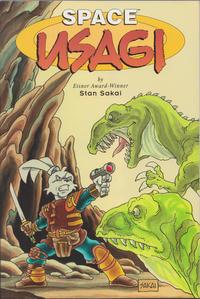 Cover Thumbnail for Space Usagi (Dark Horse, 1998 series)