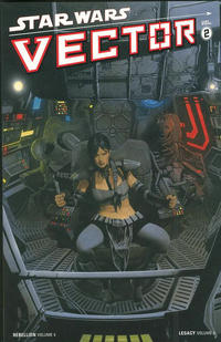 Cover Thumbnail for Star Wars: Legacy (Dark Horse, 2007 series) #6 - Vector Volume Two