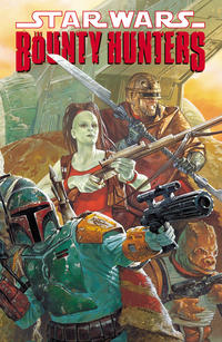 Cover Thumbnail for Star Wars: Bounty Hunters (Dark Horse, 2000 series)