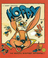 Cover Thumbnail for Hoppy the Marvel Bunny (Cleland, 1951 series) #4