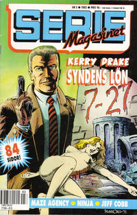 Cover Thumbnail for Seriemagasinet (Semic, 1970 series) #3/1992