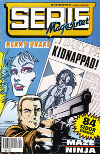 Cover Thumbnail for Seriemagasinet (Semic, 1970 series) #4/1992