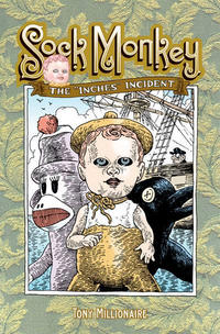 Cover Thumbnail for Sock Monkey: The Inches Incident (Dark Horse, 2007 series)