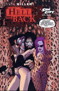 Cover Thumbnail for Sin City: Hell and Back (Dark Horse, 2000 series)