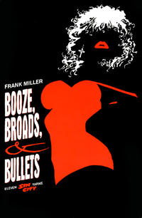 Cover Thumbnail for Sin City: Booze, Broads, & Bullets (Dark Horse, 1998 series)