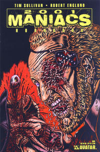 Cover Thumbnail for 2001 Maniacs Hornbook (Avatar Press, 2007 series)  [Gore Variant Cover]