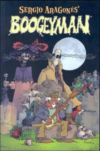 Cover Thumbnail for Sergio Aragonés' Boogeyman (Dark Horse, 1999 series)