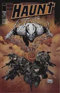 Cover Thumbnail for Haunt (Image, 2009 series) #12