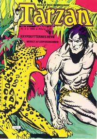 Cover Thumbnail for Tarzan (Atlantic Forlag, 1977 series) #3/1980