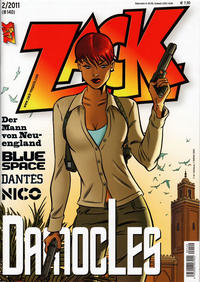Cover Thumbnail for Zack (Mosaik Steinchen für Steinchen Verlag, 1999 series) #2/2011 (#140)