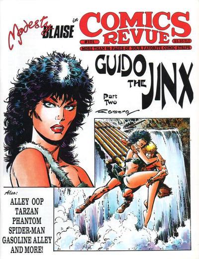 Cover for Comics Revue (Manuscript Press, 1985 series) #101