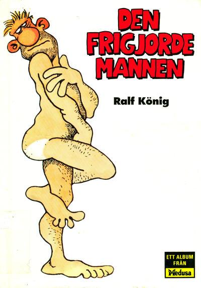 Cover for Den frigjorde mannen (Epix, 1994 series)