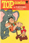 Cover for Top Comics The Flintstones (Western, 1967 series) #4