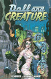 Cover for Doll and Creature (Image, 2006 series) #1
