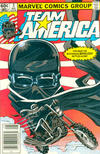 Cover for Team America (Marvel, 1982 series) #3 [Newsstand]