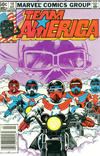 Cover for Team America (Marvel, 1982 series) #10 [Newsstand]