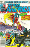 Cover for Team America (Marvel, 1982 series) #11 [Newsstand]