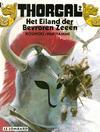 Cover for Thorgal (Le Lombard, 1980 series) #2 - Het Eiland der Bevroren Zeeën [Herdruk 1993]
