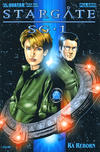 Cover for Stargate SG-1: Ra Reborn Prequel (Avatar Press, 2004 series) #1 [Carter & Jackson]