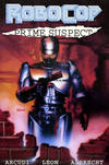 Cover for RoboCop: Prime Suspect (Dark Horse, 1993 series)