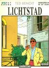Cover for Ray Banana Avonturen in de XXe Eeuw (Casterman, 1983 series) #[2] - Lichtstad
