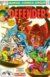 Cover for The Defenders (Marvel, 1972 series) #90 [British]