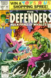 Cover for The Defenders (Marvel, 1972 series) #88 [British]