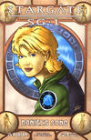 Cover Thumbnail for Stargate SG-1: Daniel's Song (2005 series) #1 [Art Nouveau Carter]