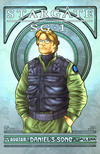 Cover Thumbnail for Stargate SG-1: Daniel's Song (2005 series) #1 [Art Nouveau Jackson]