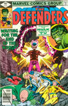 Cover for The Defenders (Marvel, 1972 series) #77 [Direct]