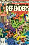 Cover for The Defenders (Marvel, 1972 series) #86 [British]