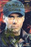Cover Thumbnail for Stargate SG-1 2007 Special (2007 series)  [Gold Foil Regular]