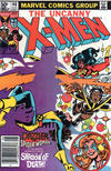 Cover for The Uncanny X-Men (Marvel, 1981 series) #148 [Newsstand Edition]