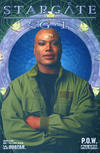 Cover Thumbnail for Stargate SG-1 POW (2004 series) #1 [Teal'c Photo]