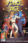 Cover for Don Bluth Presents Space Ace (Arcana, 2009 series) #5