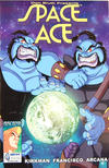 Cover for Don Bluth Presents Space Ace (Arcana, 2009 series) #4