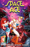 Cover for Don Bluth Presents Space Ace (Arcana, 2009 series) #3
