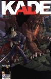Cover for Kade: Rising Sun (Arcana, 2009 series) #4