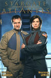 Cover Thumbnail for Stargate Atlantis: Wraithfall (2005 series) #1 [McKay & Weir Photo]