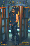 Cover Thumbnail for Stargate Atlantis: Wraithfall (2005 series) #1 [Ronon Photo]
