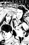 Cover Thumbnail for Stargate Atlantis: Wraithfall (2005 series) #1 [Leather]
